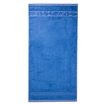 Ručník bambus Hanoi modrá, 50 x 100 cm