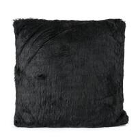 Vankúšik Kleio čierna, 40 x 40 cm
