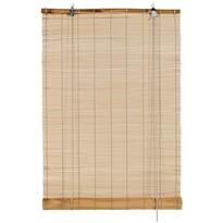 Roleta bambusowa dąb, 60 x 180 cm