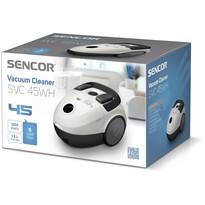 Sencor SVC 45WH-EUE2 podlahový vysávač, biela