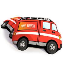Poduszka 3D Straż pożarna, 40 x 50 cm