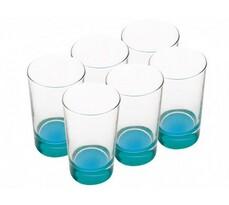 Maxwell & Williams 6-dielna sada pohárov modrá