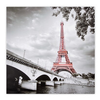 Obraz na płótnie Pont Paris 58 x 58 cm