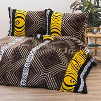 Lenjerie de pat Micro-pluş Magic, 140 x 200 cm, 70 x 90 cm