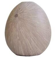 StarDeco Wazon w naturalnych kolorach 29,5 cm