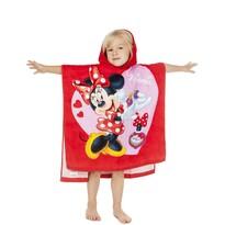Dětské pončo Minnie, 60 x 120 cm