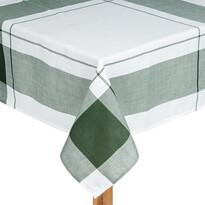 Obrus kostka zielony, 140 x 180 cm