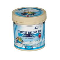 Topvet Tatranský bylinný gél chladivý, 250 ml