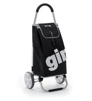Gimi Galaxy nákupná taška na kolieskach čierna