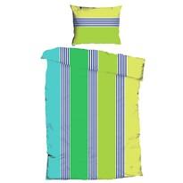 Krepové obliečky Bruno Azuro, 140 x 200 cm, 70 x 90 cm