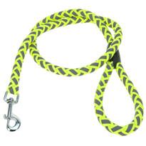 Smycz dla psa Neon żółty, rozm. S