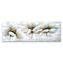 Obraz na plátne Rozkvitnuté kvetiny