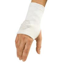 4Home kompresný návlek na zápästie so strieborným vláknom L/XL