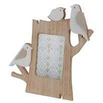 Ramka do zdjęcia Ptaszki, biały
