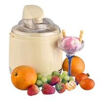 Kalorik ICE 2500 zmrzlinovač/jogurtovač Retro, krémová