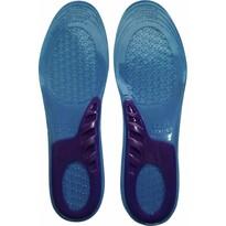 Wkładki żelowe do butów Comfort damskie, niebieski