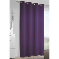 Mia sötétítő függöny, lila, 140 x 245 cm