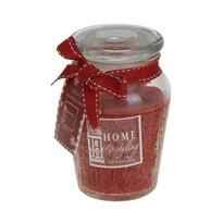 Vonná svíčka ve skle Morlais červená, 9 cm