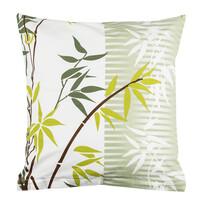 Obliečka na vankúšik Bamboo zelená, 50 x 50 cm