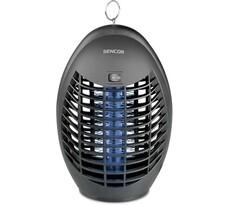 Sencor SIK 50G lapač hmyzu  14,7 x 9,3 x 22,1 cm čierna