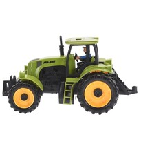 Tractor verde, 20 cm