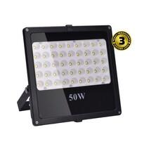 Solight WM-50W-F LED vonkajší reflektor 50 W, čierna