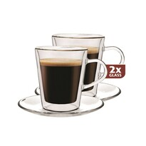"Set de pahare termo Maxxo ""Lungo"", 2 piese, 220 ml"