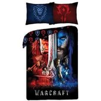 Dětské bavlněné povlečení Warcraft 0025, 140 x 200 cm, 70 x 90 cm
