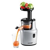 Concept LO7110 lis na ovoce a zeleninu, stříbrná