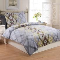 Lenjerie de pat Micro-pluş Coso, 140 x 200 cm, 70 x 90 cm