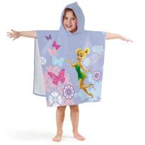 Fairies Rossignol gyerek poncsó, 60 x 120 cm