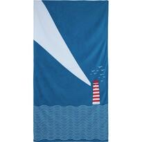 Ręcznik plażowy Seaside, 90 x 170 cm