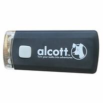 Alcott baterka na vodítko, čierna