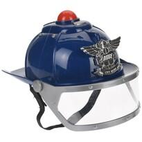 Dětská policejní helma, modrá