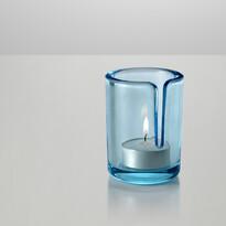 Świecznik Match 8 cm, jasnoniebieski