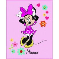 Pătură de copii Minnie Mouse Liberty, 110 x 140 cm