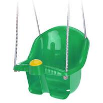 Dětská zahradní houpačka Sway, zelená