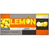 Kuchyňská předložka Lemon, 67 x 150 cm