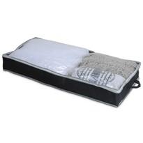 Textil ágy alatti tároló 100 x 45 x 15 cm