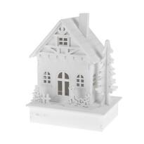Dekorační LED domeček Friends, 15 cm