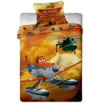 Detské bavlnené obliečky Planes 2, 140 x 200 cm, 70 x 90 cm
