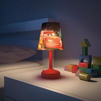 Philips Disney Lampa stolná prenosná Cars Autá