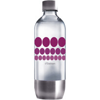 Sodastream Purple Metal lahev
