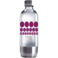 Sodastream Purple Metal palack