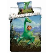 Detské bavlnené obliečky Good Dinosaur, 140 x 200 cm, 70 x 90 cm