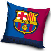 Polštářek FC Barcelona Duo, 40 x 40 cm