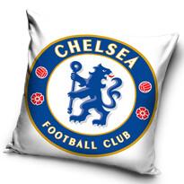 Vankúšik Chelsea FC white, 40 x 40 cm