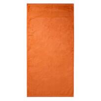 Ręcznik bambus Berlin pomarańczowy, 50 x 100 cm