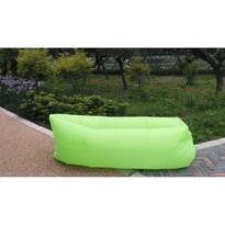 Dmuchany worek Lazy Bag, zielony