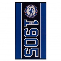 Osuška FC Chelsea Established, 70 x 140 cm
